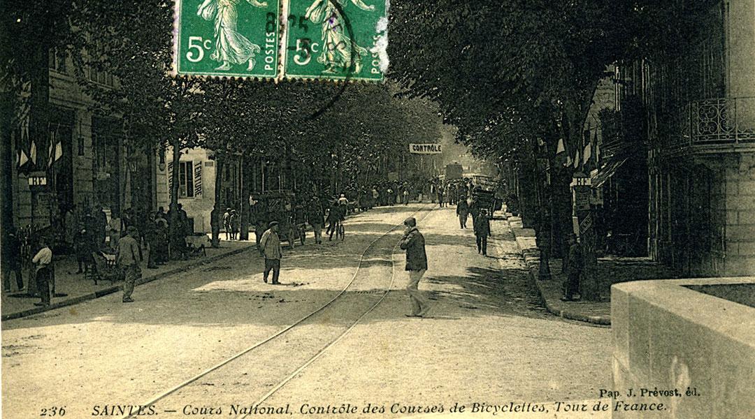 Il Etait Une Fois Le Tour En 1903 La Charente Maritime 17